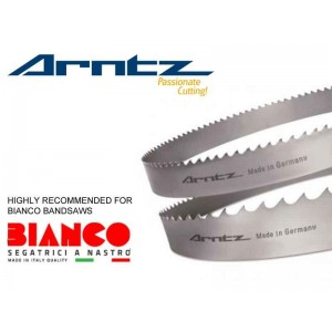 Bandsaw Blade For Bianco Model 370 A60 Length 3120 Mm X Width 27mm X 0 9mm X Tpi