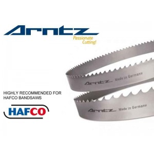 Bandsaw Blade For Hafco Model Bmsy 810 Cgh Length 8200mm X Width 41mm X 1 3mm X Tpi