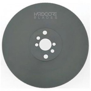 Hardcore Cold Saw Blade 250mm M2 High Speed Steel
