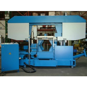 Hex Pack Cutting Bandsaw
